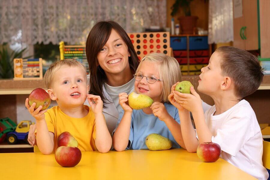 8 vitamiinipitoista ruokaa kasvavalle lapselle