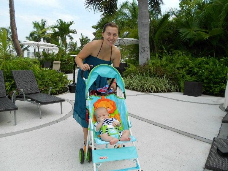 Mitä pakata vauvan hoitolaukkuun?