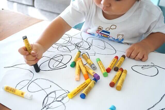 Lapsen taideharrastukset ja niiden hyödyt