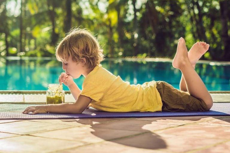 Vitamiinipitoiset mehut lapsille