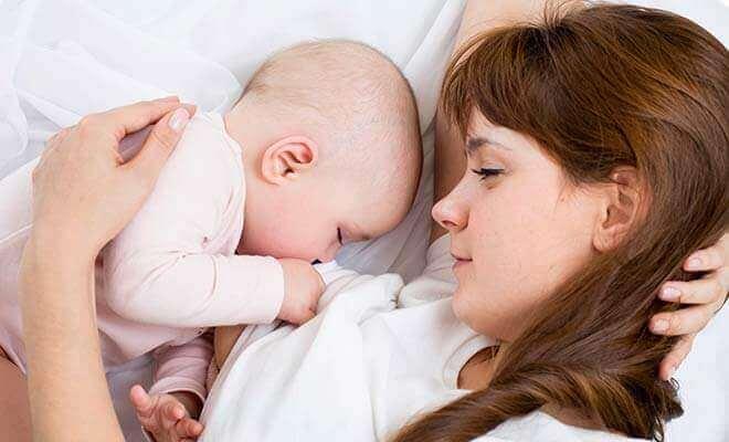 Voiko nainen tulla raskaaksi imetysaikana?