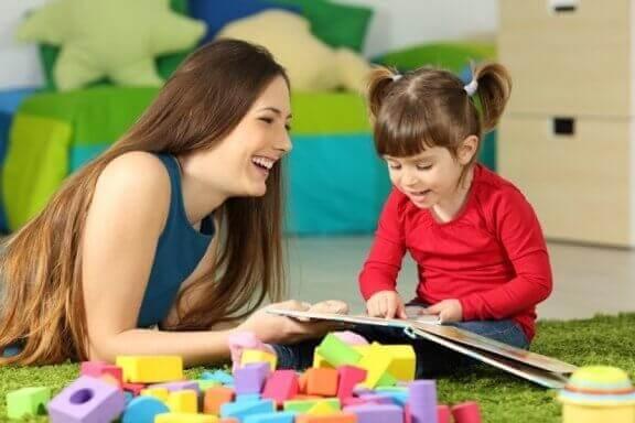 Satujen merkitys lapsen oppimiselle