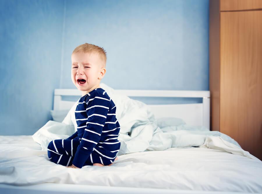 Mistä tietää, saako lapsi tarpeeksi unta?