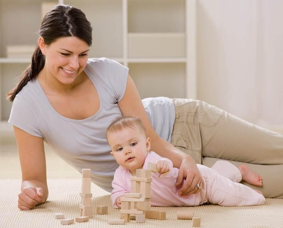 Rutiinien tärkeys vauvoille