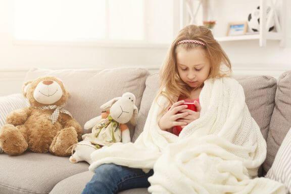 5 lapsille vaarallista luontaistuotetta