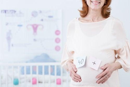 Kannattaako raskaus yli 35-vuotiaana?