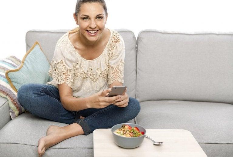 Millainen on hyvä raskauden jälkeinen ruokavalio?