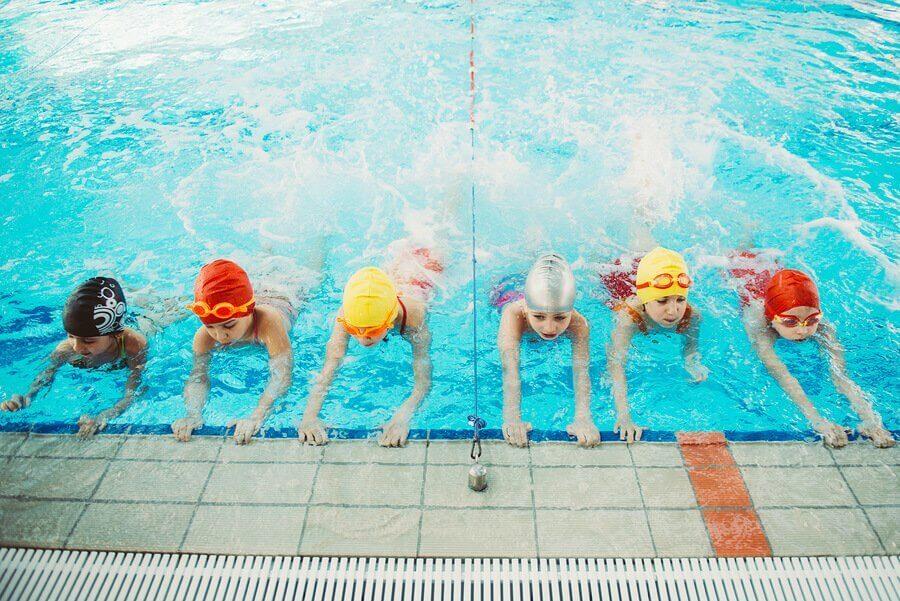Uimaan opettelu on tärkeää jo lapsena