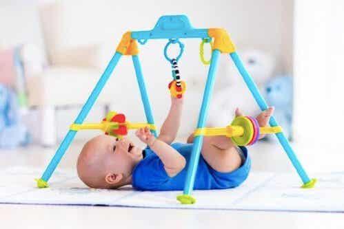Varhaiset stimulointiharjoitukset lapselle