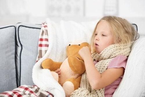Esimerkiksi keuhkokuume saattaa aiheuttaa hengityksen vinkumista