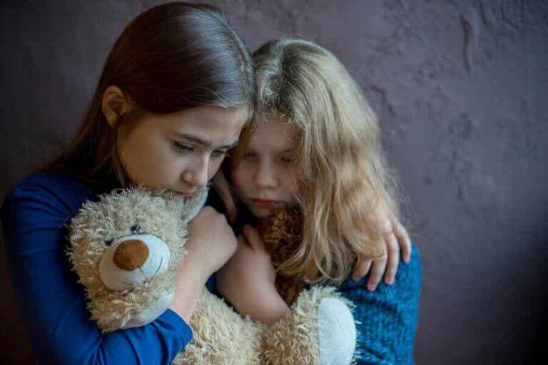 Miten kotiväkivalta vaikuttaa lapsiin?
