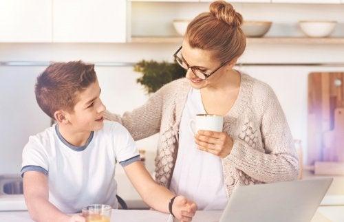 Rakkauteen liittyvät myytit ja niistä lapselle puhuminen