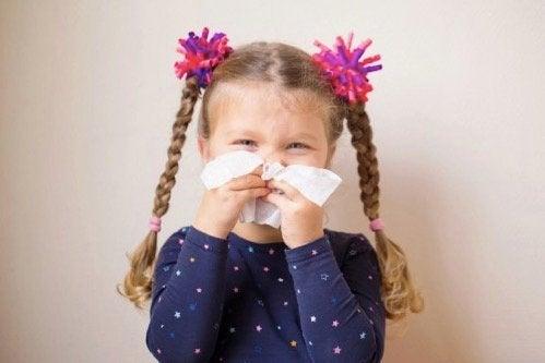 Kuinka torjua flunssaa?