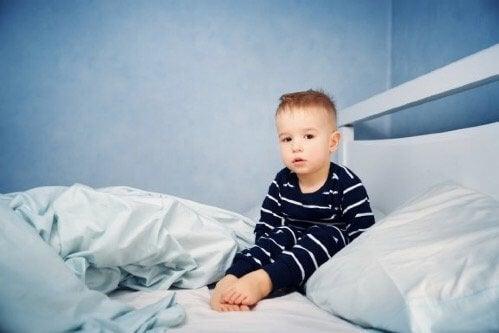 Tavallisimmat lasten unihäiriöt ja niiden ehkäisy