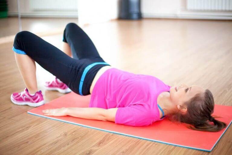Liikunta synnytyksen jälkeen