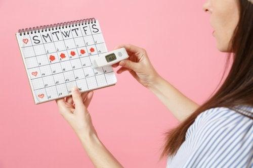 Kuukautiskierron luteaalivaihe ja raskaus