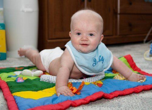 Leikkimattojen hyödyt lapselle