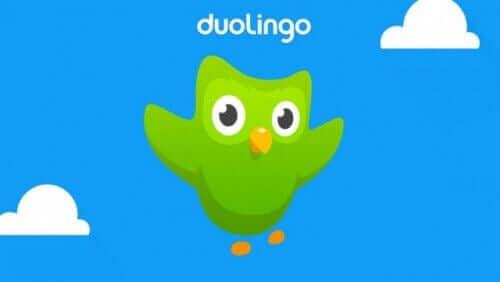 Duolingo on sovellus, joka on kehitetty tukemaan vieraan kielen oppimista