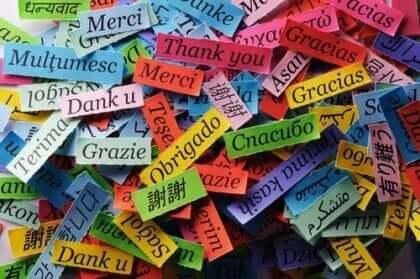 Kielten opettamiseen voi käyttää monia erilaisia menetelmiä