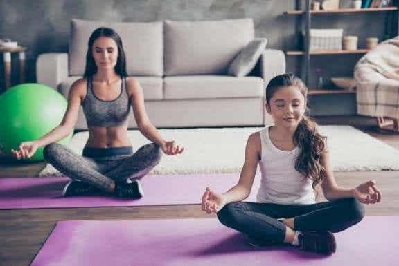 Rauhoittavat hengitysharjoitukset lapsille