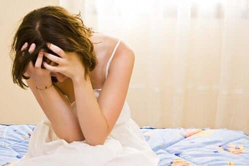Onko normaalia, että raskauden aikana itkettää usein?