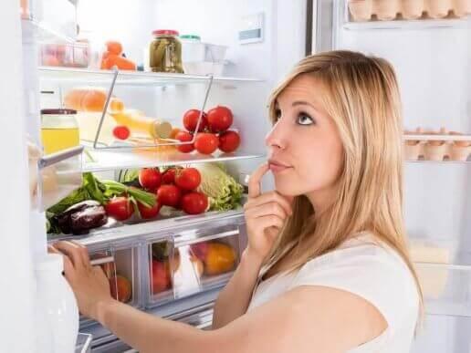 Vauvanruokaa voi säilyttää jääkaapissa kahden-kolmen päivän ajan