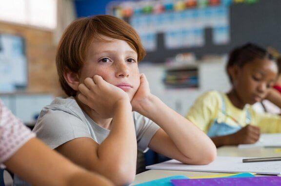 Lapsen tulee tietää, kuinka opettajia kohtaan käyttäydytään