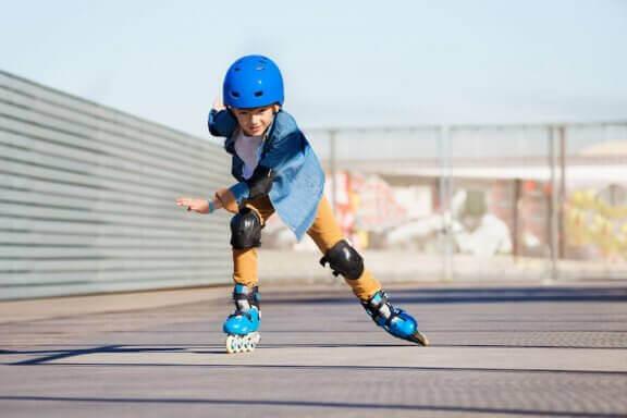 Lapsen fyysinen aktiivisuus on tärkeää painonhallinnan kannalta
