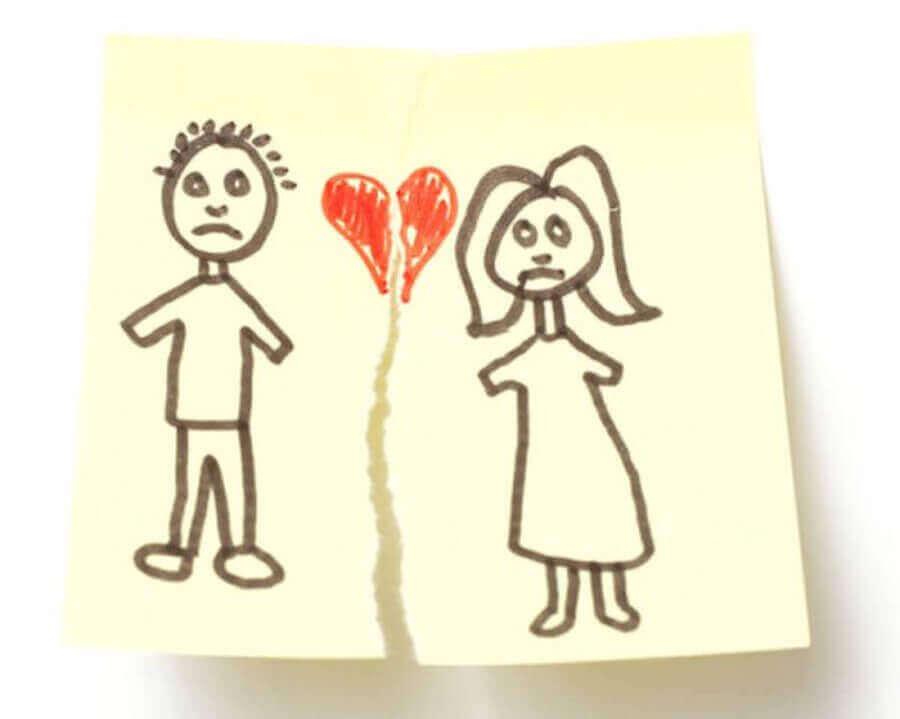 Kuinka lopettaa riiteleminen kumppanin kanssa?