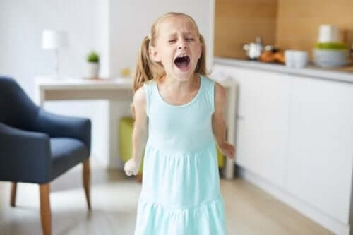 Kuinka kohdella levotonta lasta?