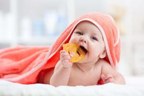 Lapsen kypsyyden kehittyminen tapahtuu vaiheittain