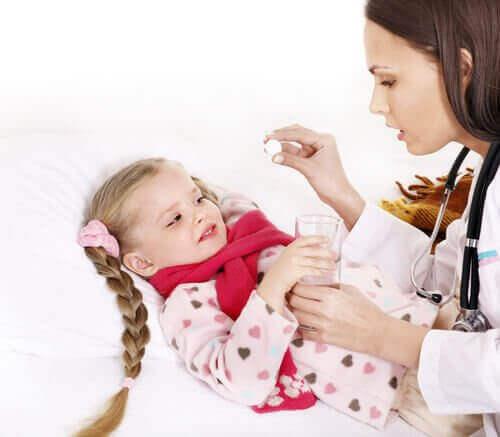 Milloin lapsen nielurisaleikkaus on ajankohtainen?