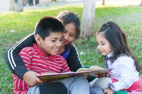 Vanhempien kasvatustyyli ja lapsen persoonallisuus