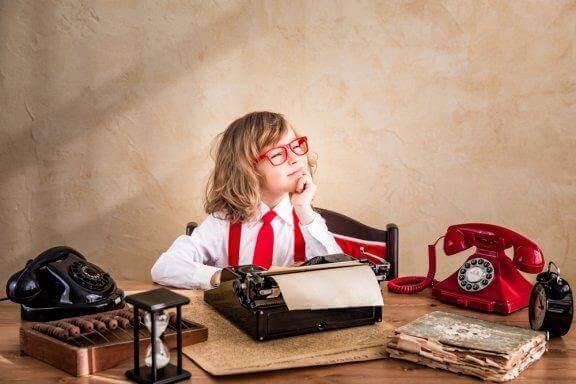 12 tapaa motivoida kirjoittamisesta kiinnostunutta lasta