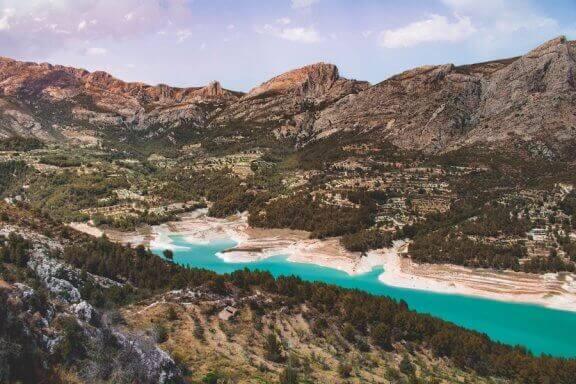 Espanjan luonnonpuistot ovat erinomaisia lapsiperheiden kohteita