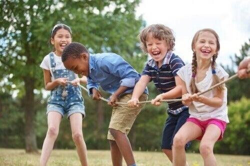 Mitkä asiat ovat välttämättömiä lapsen hyvinvoinnille?