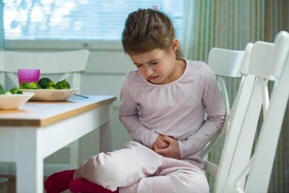 Mistä lapsen ruoansulatusvaivat johtuvat ja kuinka niitä voidaan ehkäistä?