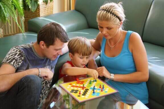 Perheen kesken vietetyn ajan tärkeys