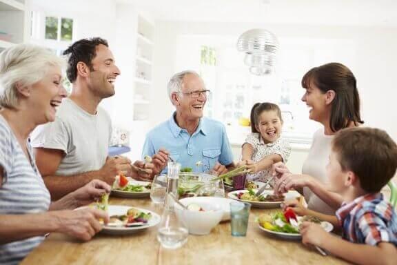 8 tapaa osoittaa perheelle rakkautta