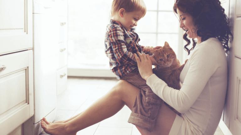Elämäni tärkeimmät asiat tultuani äidiksi
