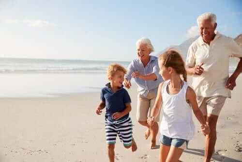 Isovanhempien rooli lasten elämässä