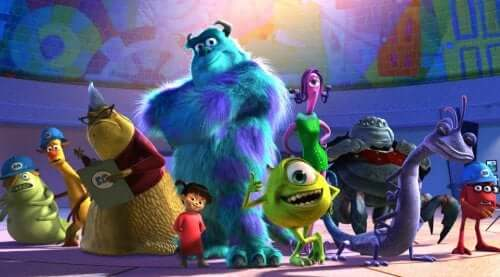Elämänohjeet Pixar-elokuvista