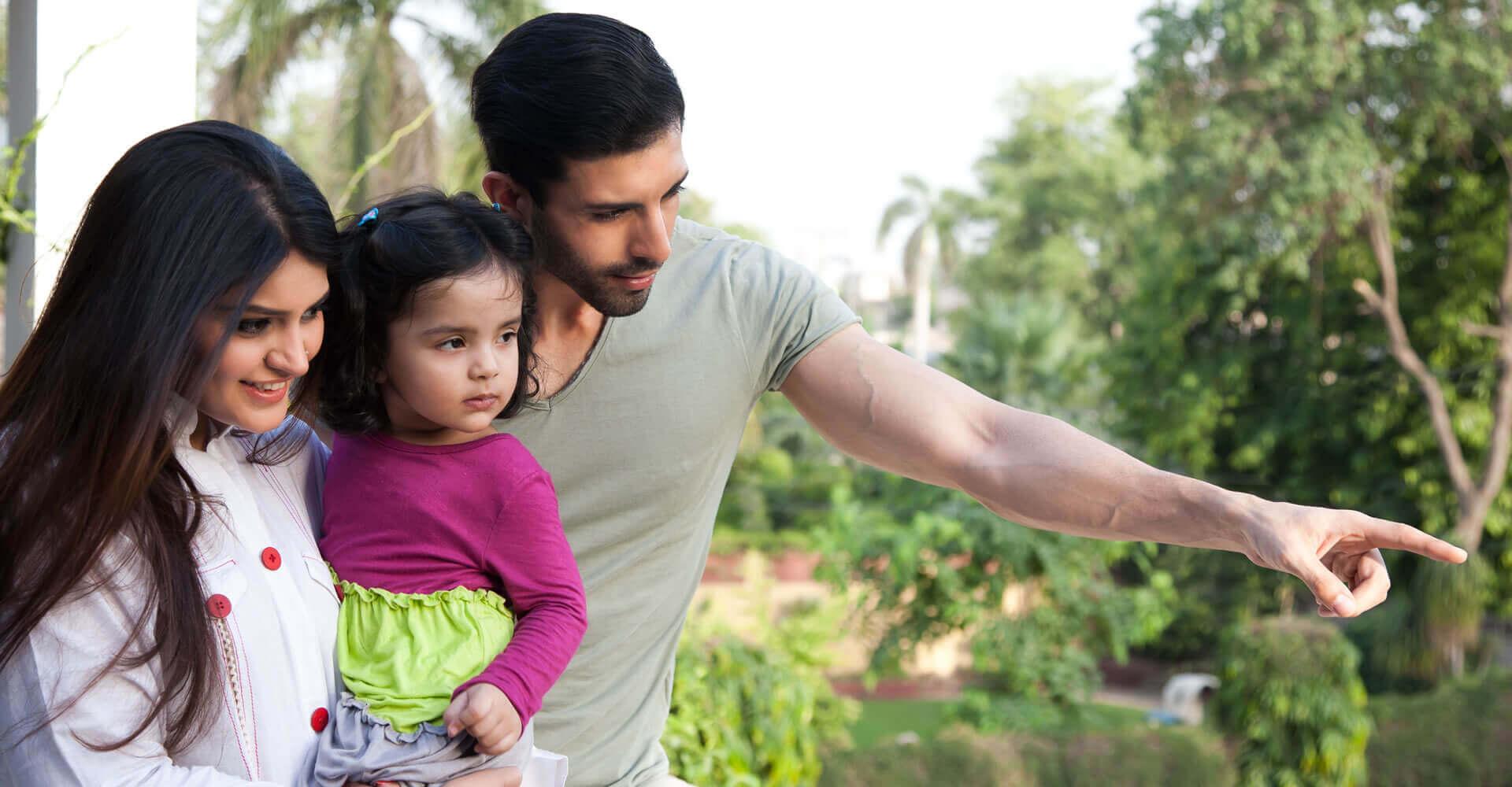 Kodin merkitys lapsen tunnetason hyvinvoinnissa
