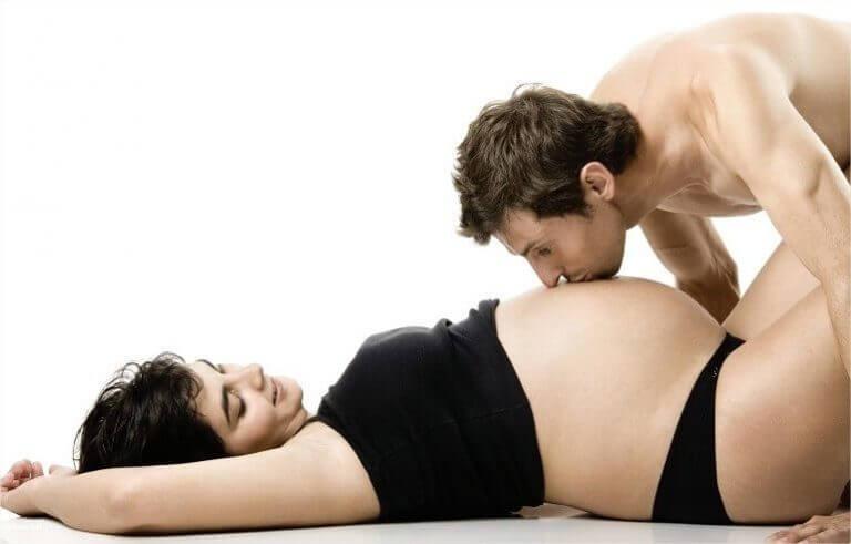 Pariskunnan seksielämä raskauden aikana