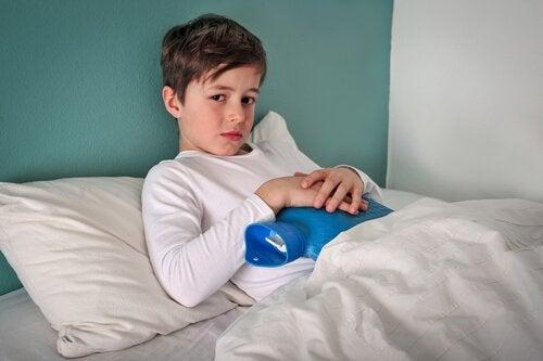 Umpilisäkkeen tulehdus lapsella