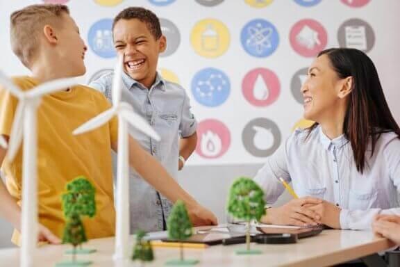 Toimiva luokkahuone on tärkeää niin oppilaan kuin opettajankin kannalta