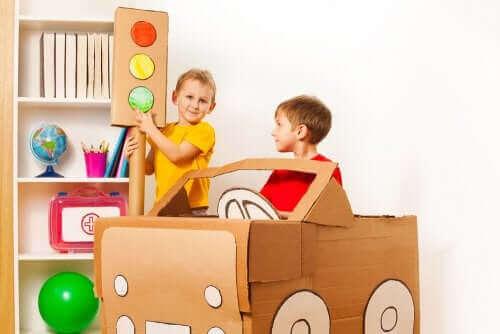Liikenneturvallisuuden opettaminen lapsille on tärkeää