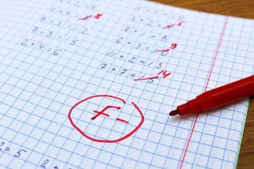 Laskemiskyvyn häiriö on matemaattinen oppimisvaikeus