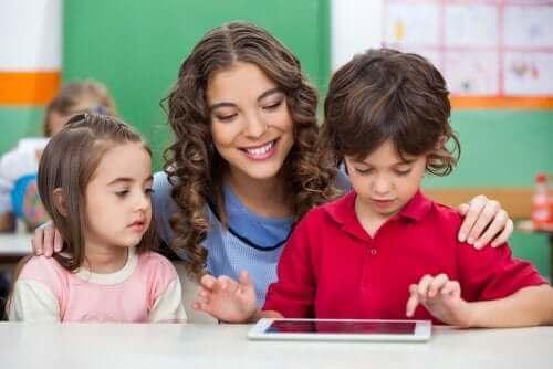 Tietotekniikan merkitys päiväkodissa ja esikoulussa