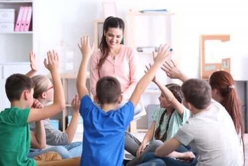 Millainen on toimiva luokkahuone?